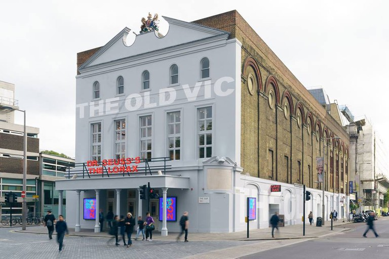 The Old Vic has a history dating back to 1818