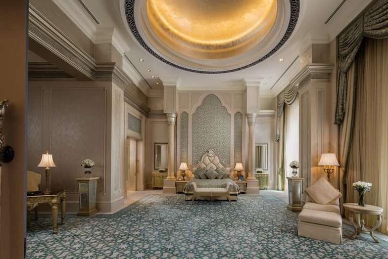 Emirates Palace, Al Ras Al Akhdar