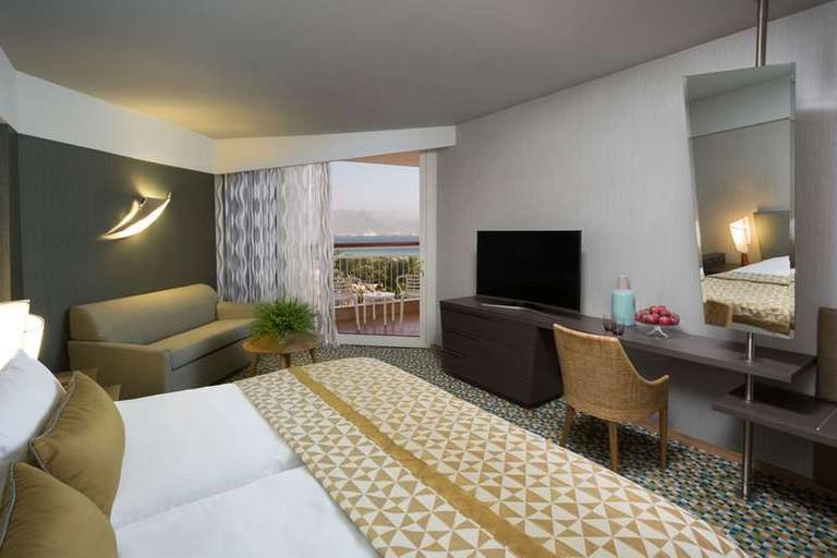 Dan Eilat Hotel, Israel.