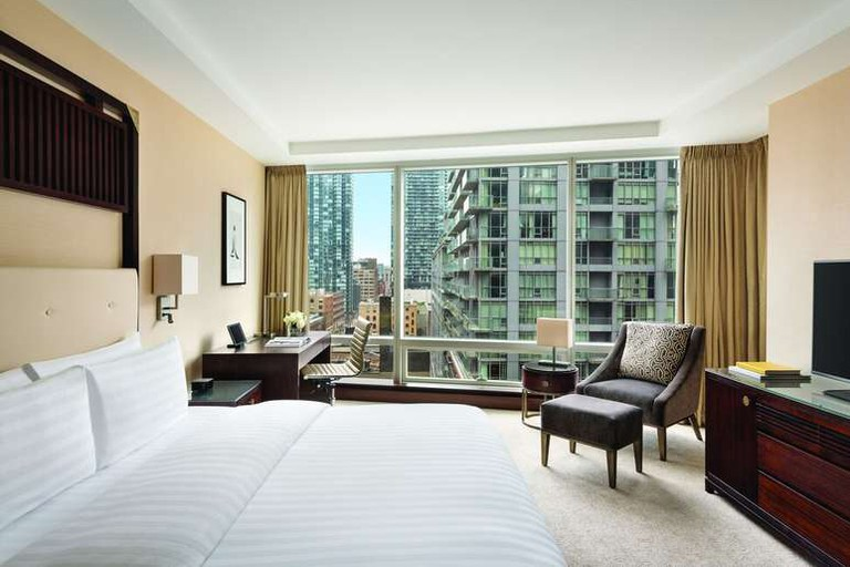 Shangri-La Hotel is in the heart of Downtown Toronto