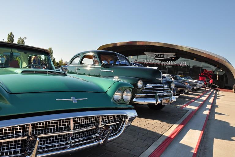 Le May America's Car Museum