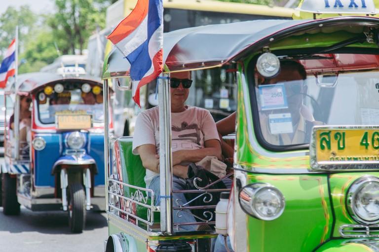 Bangkok Tuk Tuk Experience