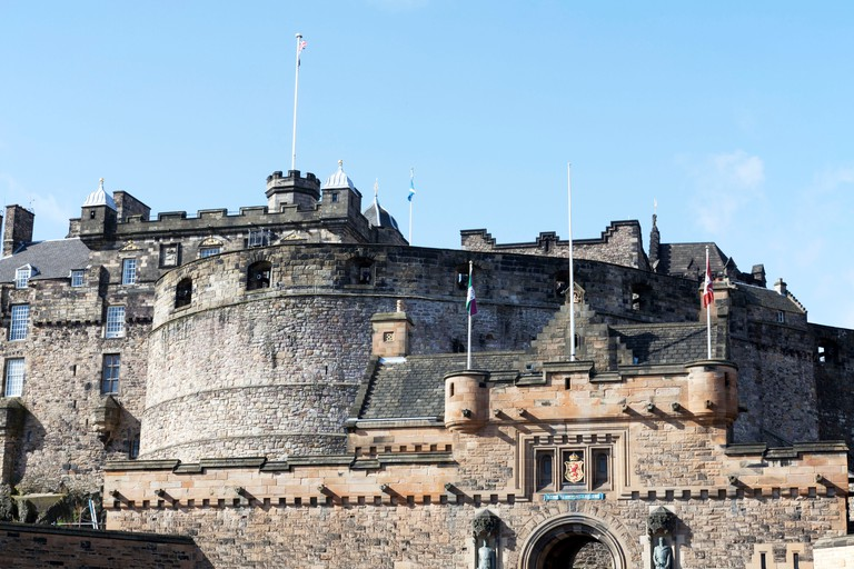 No trip to Edinburgh is complete without a visit to Edinburgh Castle