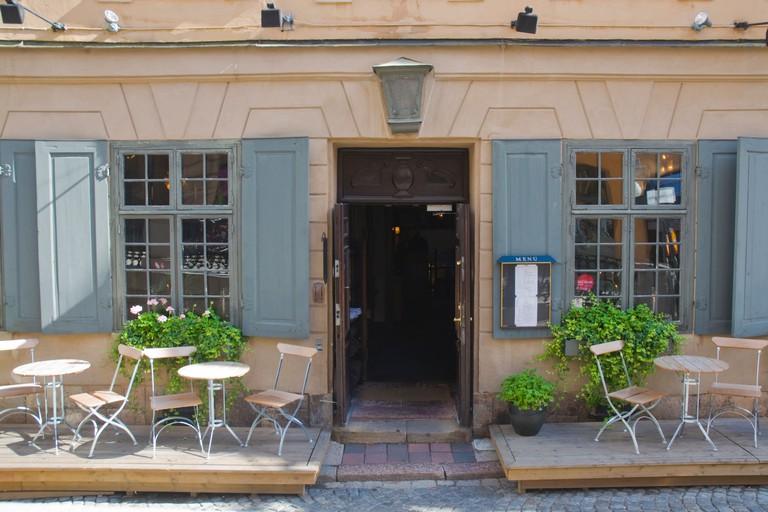 Den Gyldene Freden restaurant