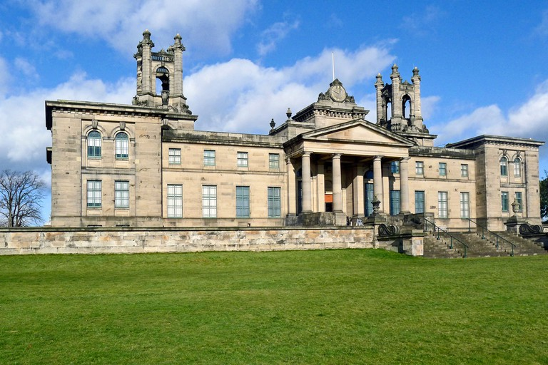 Formerly Dean Gallery, but now renamed Scottish National Gallery of Modern Art - Modern Two off Belford Road in Edinburgh