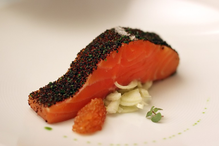 Confit ocean trout at Tetsuya's © insatiablemunch / Flickr