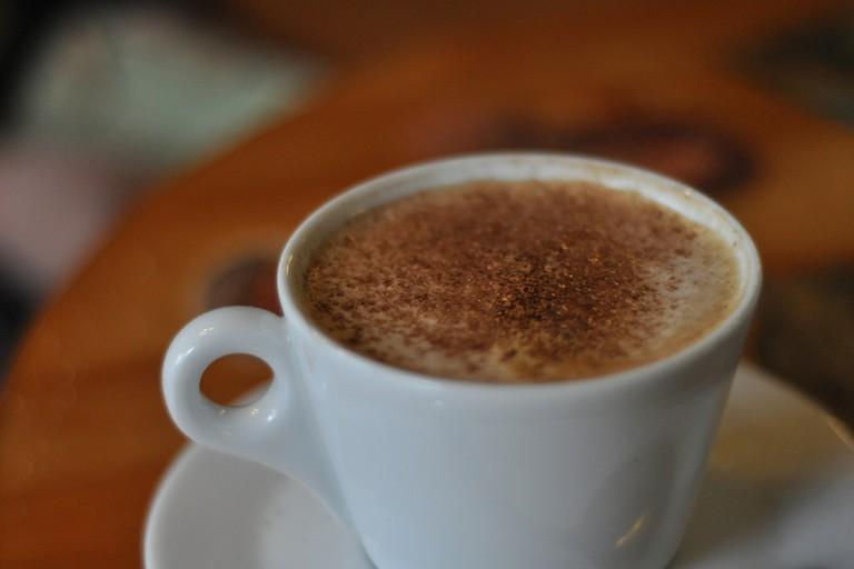 Cup of coffee © margaretglin / Flickr