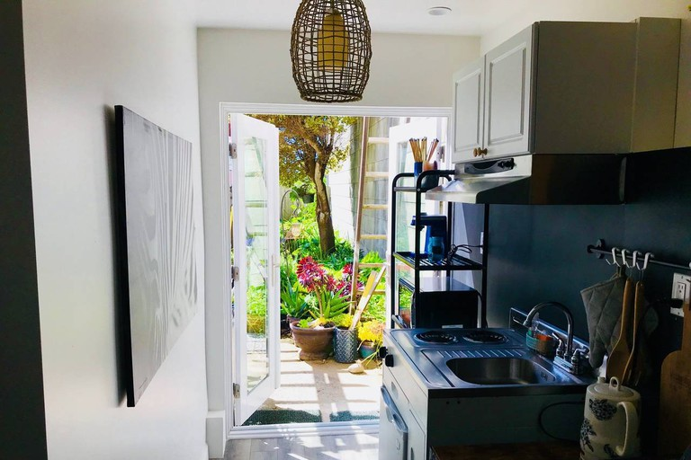 This apartment is a surfer's paradise in Outer Sunset