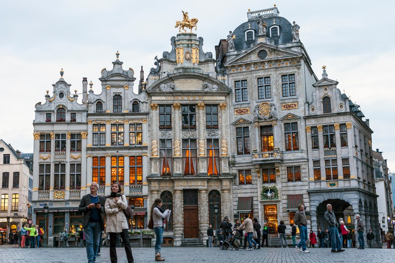 Grand Place, Brussels, Belgium.
