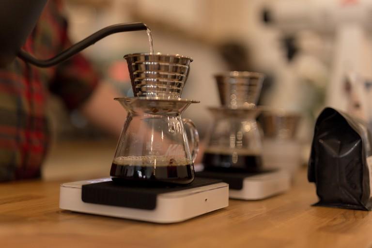 Filter coffee © Graeme Anderson / Flickr