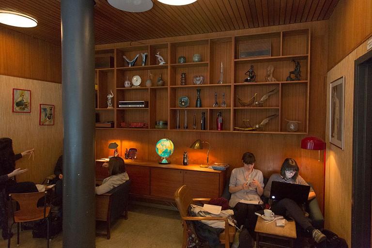 Cafe Fuglen, Oslo