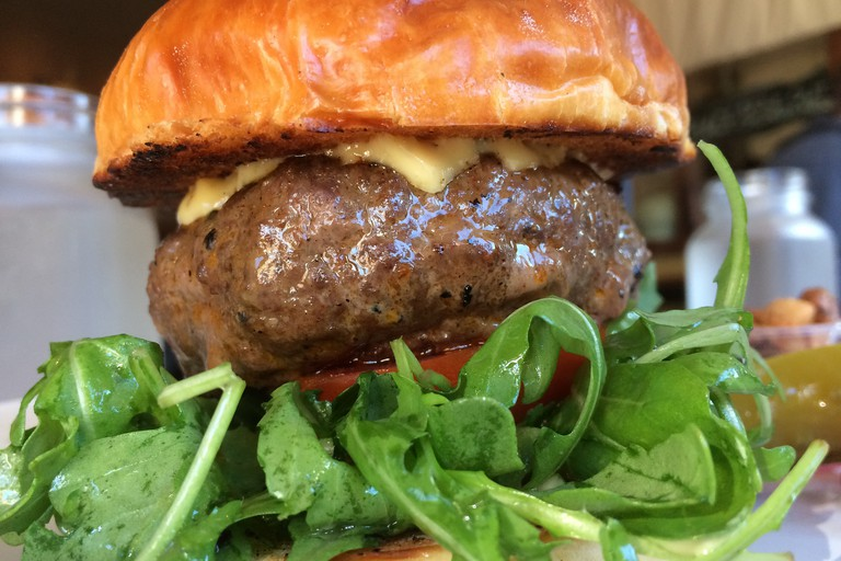 Gourmet burger © Jeremy Keith / Flickr