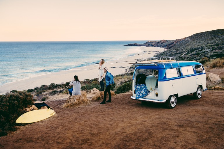 Injidup Beach, Yallingup © Tourism Western Australia