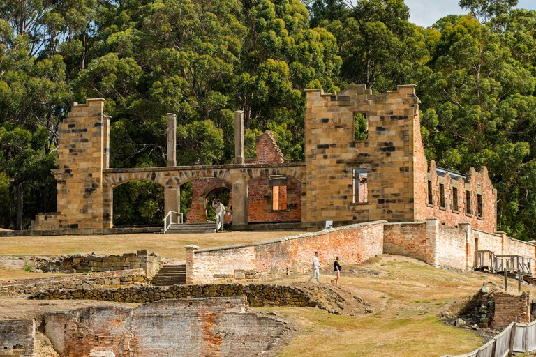 The Hospital at Port Arthur, Tasmania, Australia