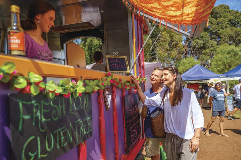 Margaret River Farmers Market © Tourism Western Australia