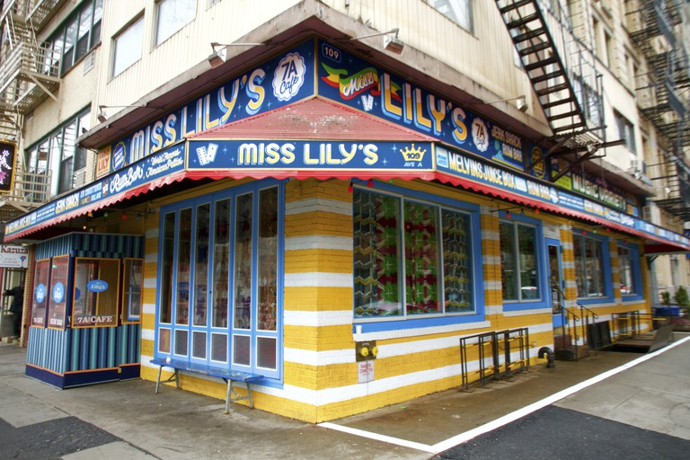 Miss Lily's is renowned for its Caribbean food and vacation-style cocktails