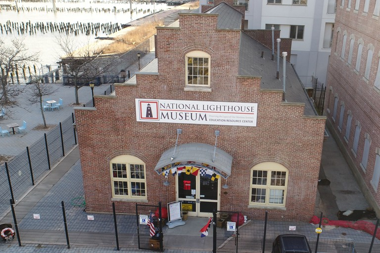 The National Lighthouse Museum runs boat tours