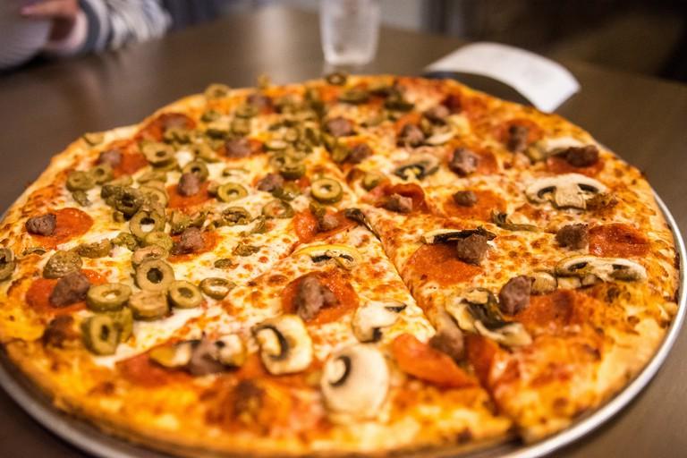 Pizza © m01229 / Flickr