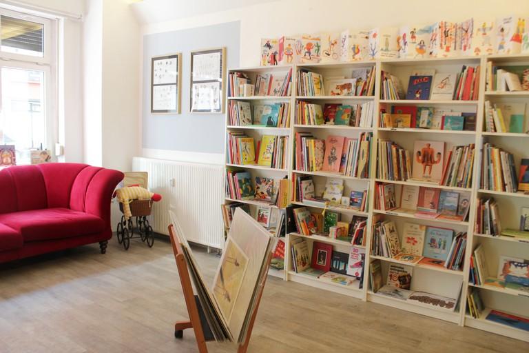 Mundo Azul Children's bookshop