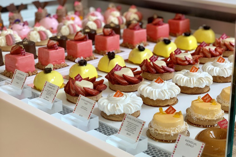 Nadège Patisserie Showcase