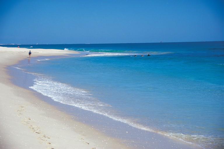 Swanbourne Beach © Tourism Western Australia