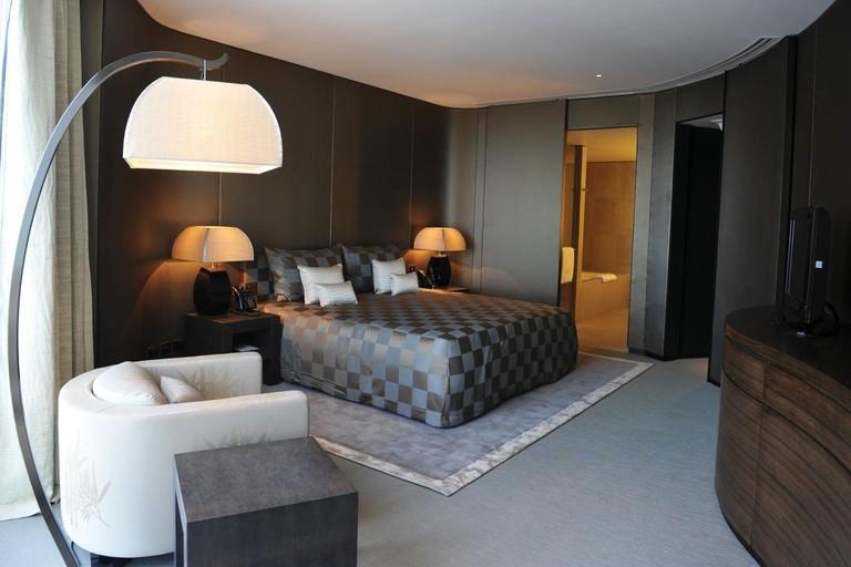 The Armani Hotel, Dubai, UAE.