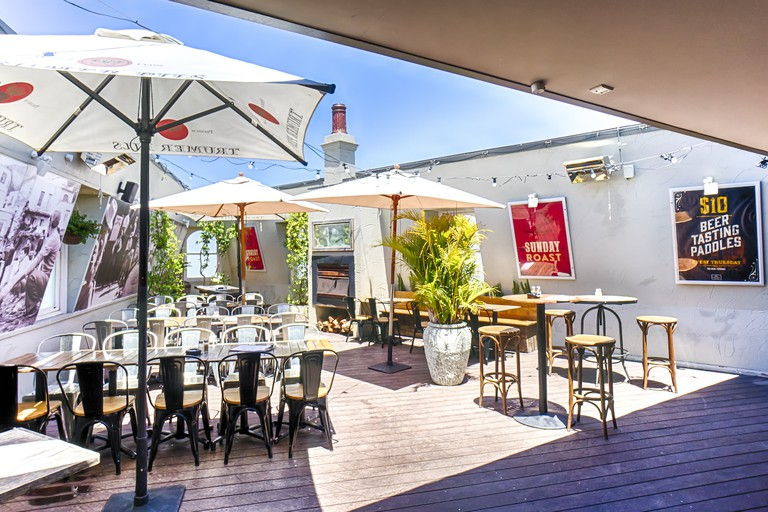 The Taphouse rooftop © Taphouse