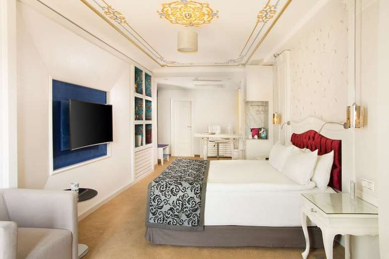 Suite at Hotel Amira Istanbul