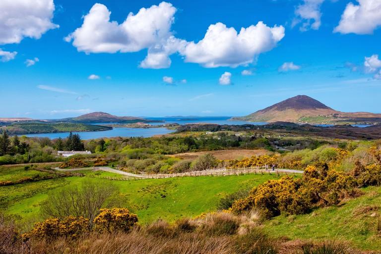 Connemara National Park, County Galway, Ireland