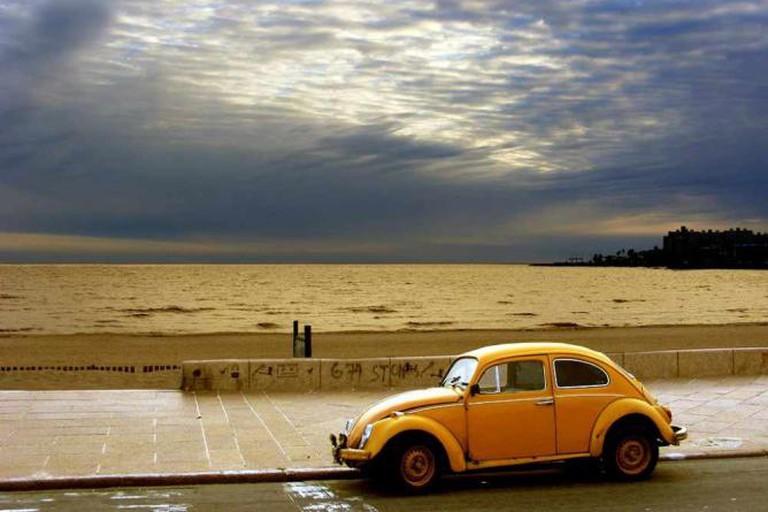 Montevideo's beachfront
