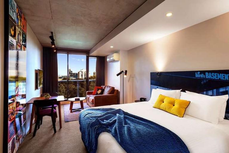 Suite at The Jazz Corner Hotel