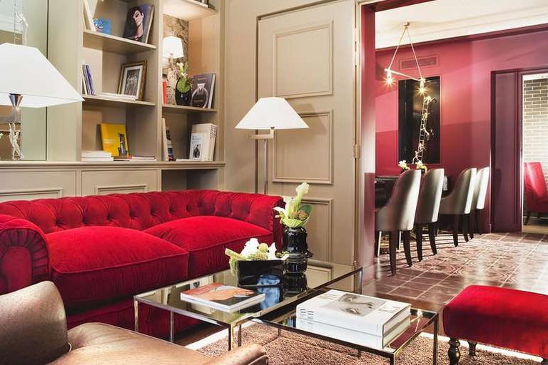 The Hôtel des Académies et des Arts is perfect for the hip, open-minded traveller