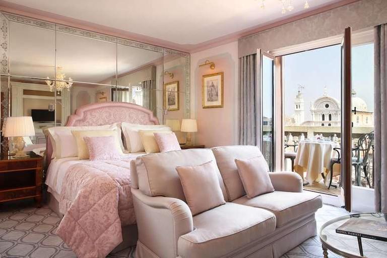 Suite at Hotel Danieli