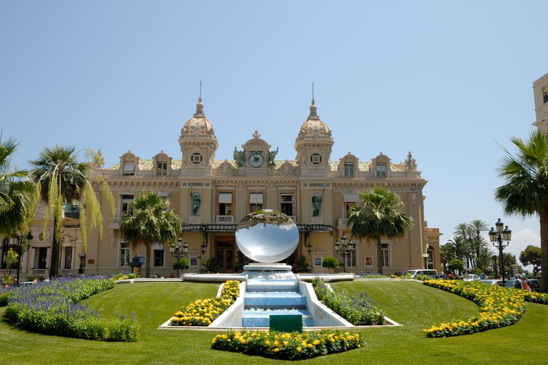 The Casino de Monte-Carlo has featured in several films