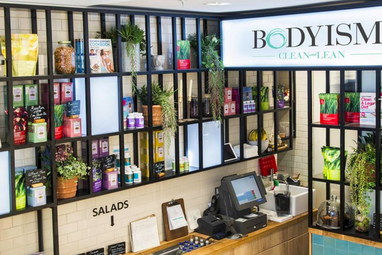 Bodyism sells a range of heath and wellness products
