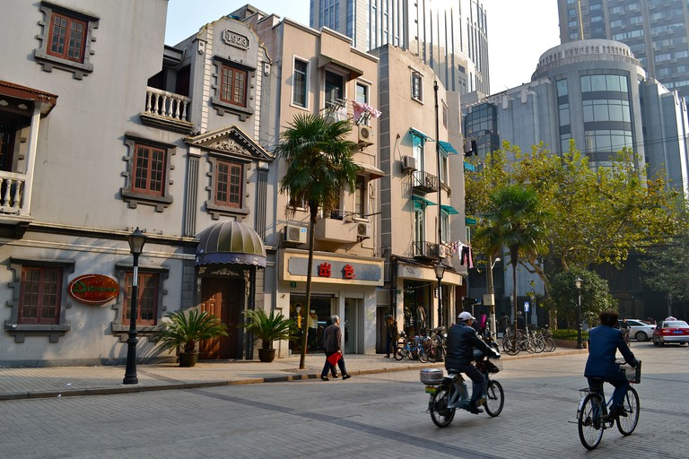French Concession, Shanghai, China