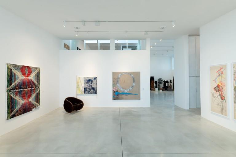 Gordon Gallery 5 Hazerem Street. Photo by Gideon Levin (1)