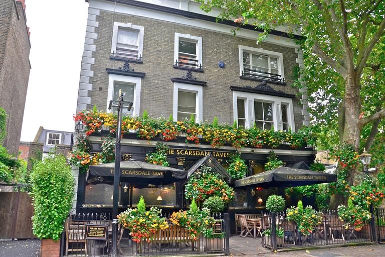 The Scarsdale Tavern, Kensington, London