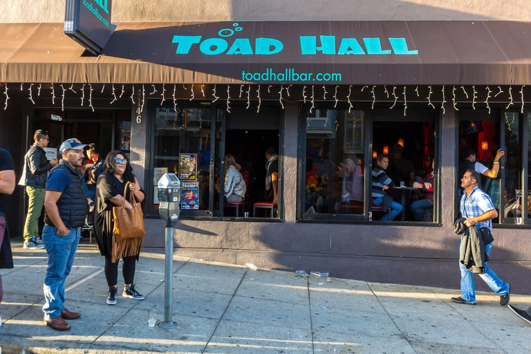 The Toad Hall, Castro District, San Francisco, CA, USA.