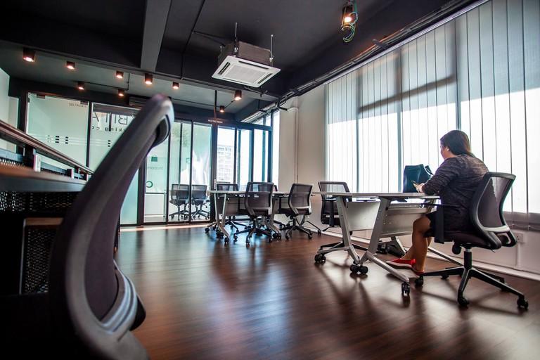 Habitat Coworking Cafe