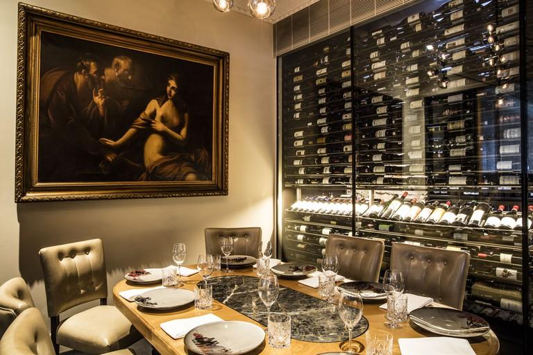 Wines galore at Grossi Florentino