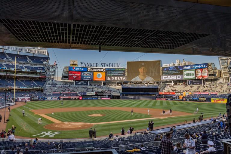Yankees x Rockies, New York City