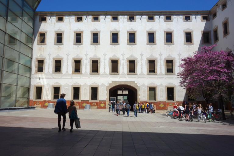 Centre de Cultura Contemporania, Barcelona, Catalonia, Spain