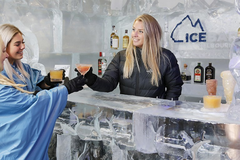 IceBar Melbourne, Federation Square