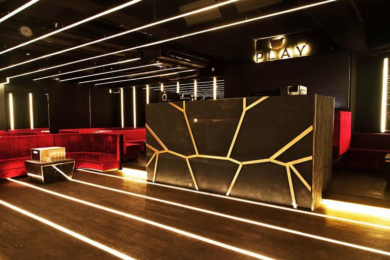PLAY has a vast dance floor