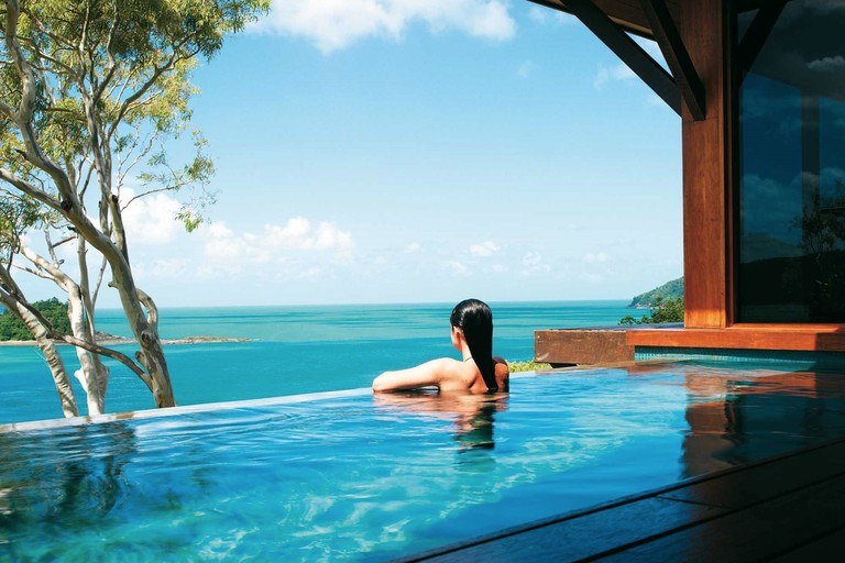 Qualia suite overlooking the Whitsundays © Hotels.com