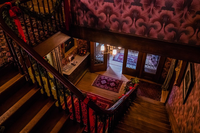 inside the toronto spadina house once occupied by the wealthy austin family in the 1920s