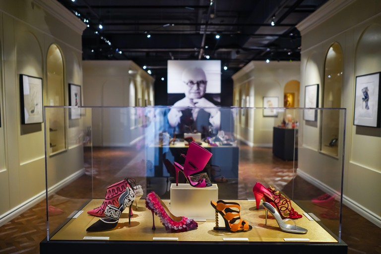 Designer heels collection by Manolo Blahnik