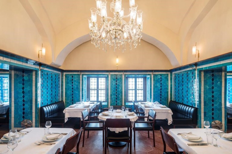 Pandeli is an Istanbul institution