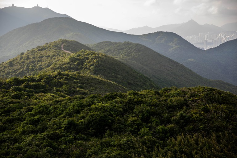 Dragon's Back Hiking Trail, Hong Kong